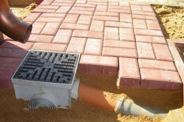 Водоотвод и дренажные системы