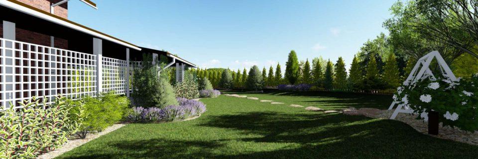Ландшафтное проектирование частных участков