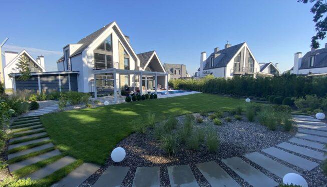 Ландшафтный дизайн внутренних двориков
