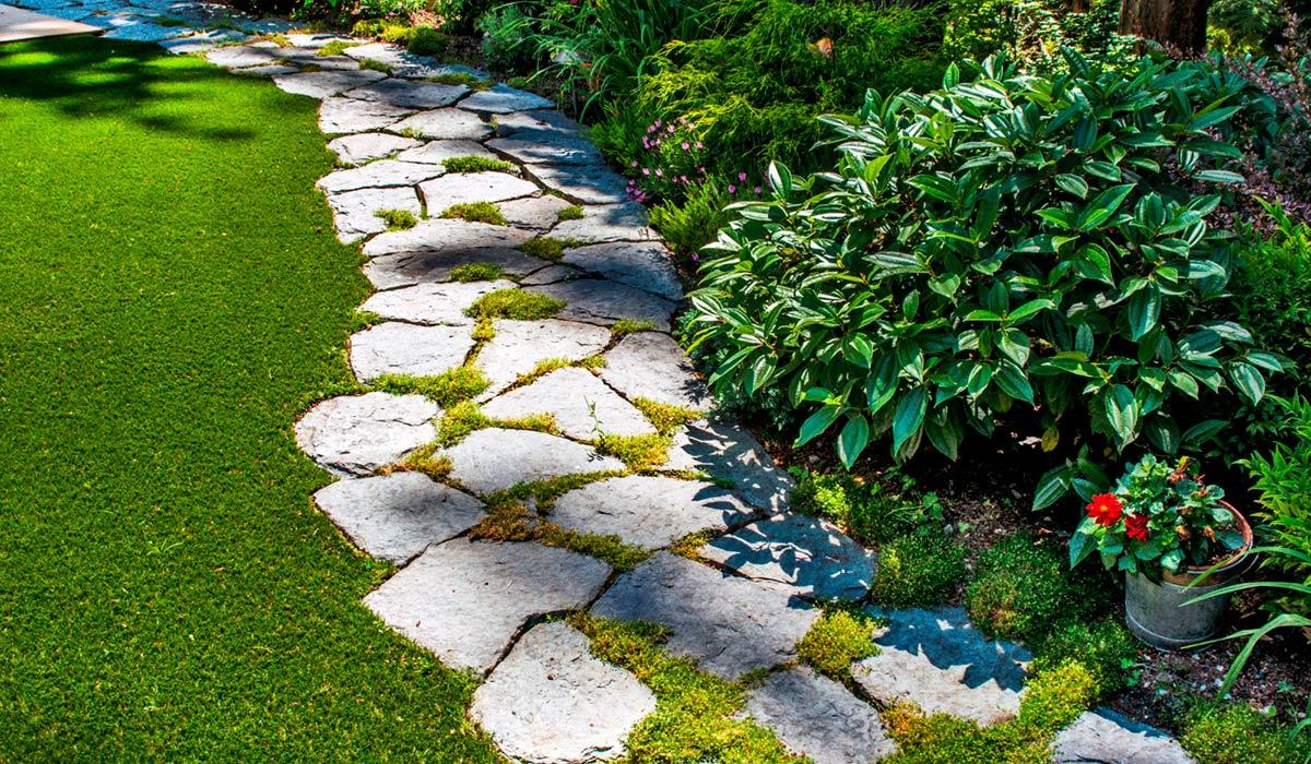 Как уложить садовую дорожку своими руками